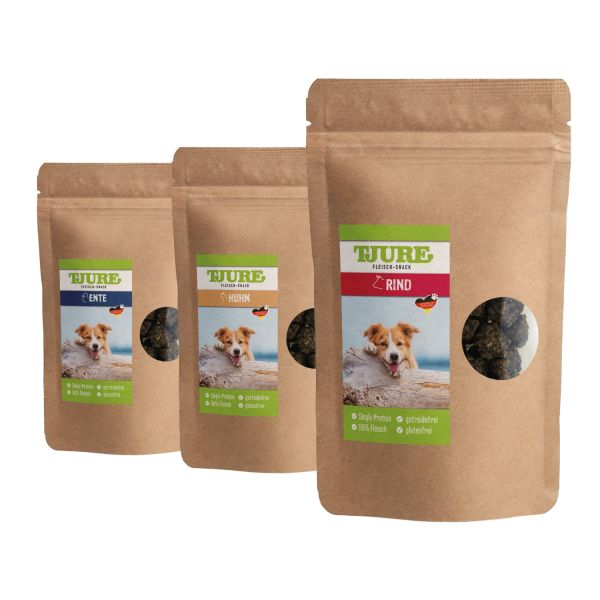 Snack Hund - Snack Box Standard ( 3 Sorten)