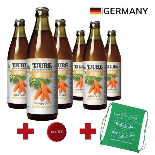 Moro´sche Möhrensuppe Six Pack 6 x 320 ml