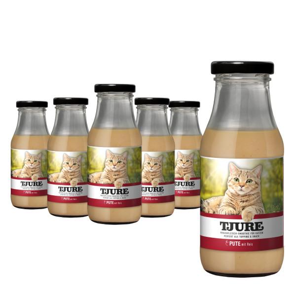 Katze - Pute & Reis - Six Pack 6 x 220 ml