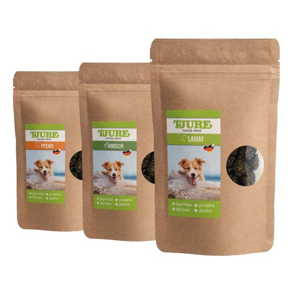 Snack Hund - Snack Box Premium ( 3 Sorten)