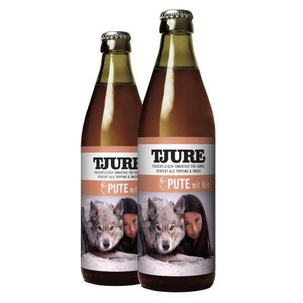 Hund - Pute & Reis - Doppelpack 2 x 320 ml