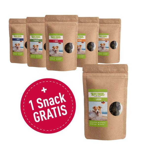 Snack Hund - Snack Box All in One ( alle 6 Sorten )